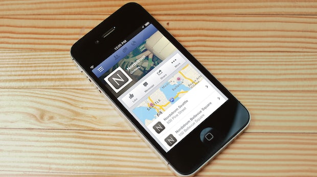 Facebook Mobile Fanpages mit neuem Design