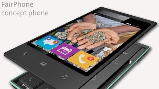 FairPhone: Das fair produzierte 300-Euro-Android-Phone
