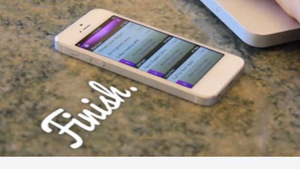 """""""Finish"""" – Zwei 16-Jährige progammieren To-do-App"""