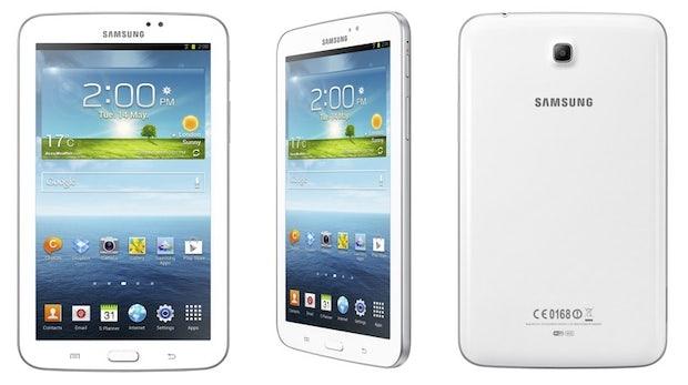 Galaxy Tab 3: Samsung kündigt 7-Zoll-Tablet für Mai an
