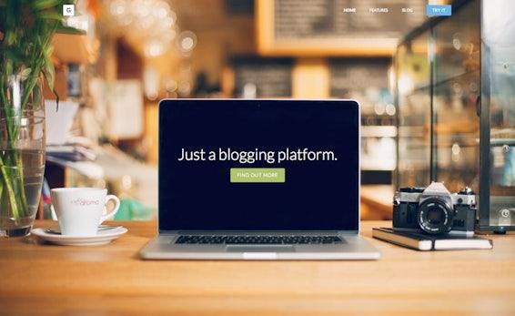 Ghost: Neues Blogsystem von Ex-WordPress-Entwickler