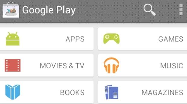 Google: Neue Play-Store-App 4.0.25 im frischen Design offiziell vorgestellt [Download]