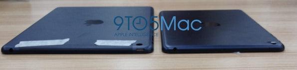Vermeintliche Rückseite des iPad 5 (Bild: 9to5Mac)