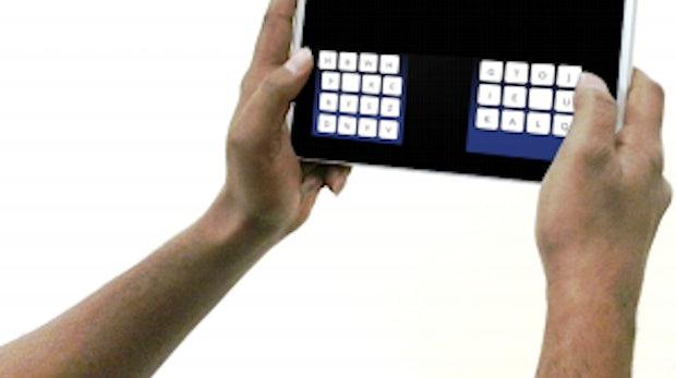 Kalq: Neues Tastaturlayout beschleunigt das Tippen auf Touchscreens