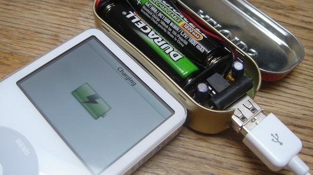 MintyBoost: USB-Akkuladegerät zum Selberbauen