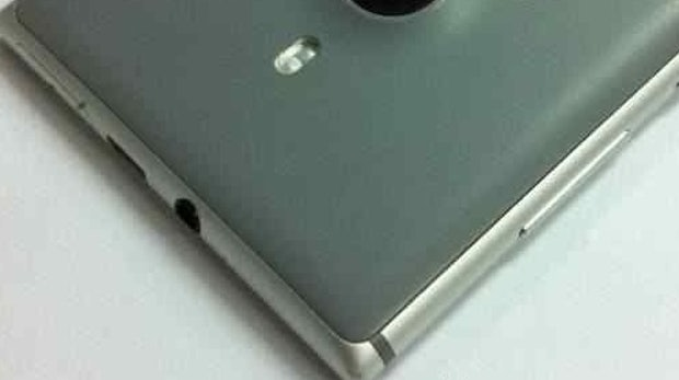 "Nokia Lumia ""Catwalk"" – erste Bilder des Windows-Phone-Topmodells aus Alu"