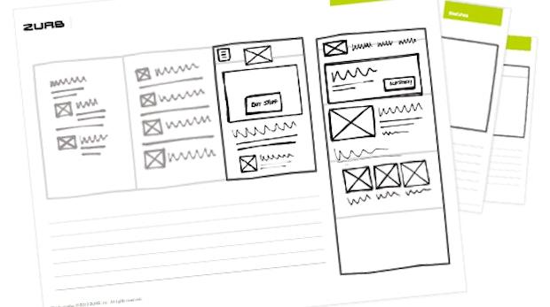6 Druckvorlagen zum Entwerfen von Responsive Designs
