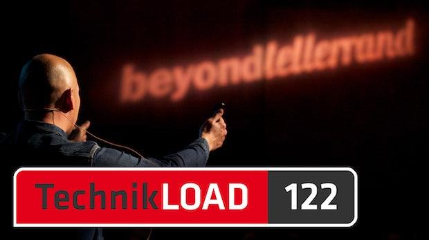 """Zu Besuch auf Deutschlands bester Webkonferenz """"Beyond Tellerrand"""" [TechnikLOAD 122]"""