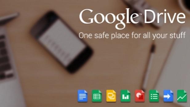 Google Drive für Android mit großem Update und OCR-Sanner