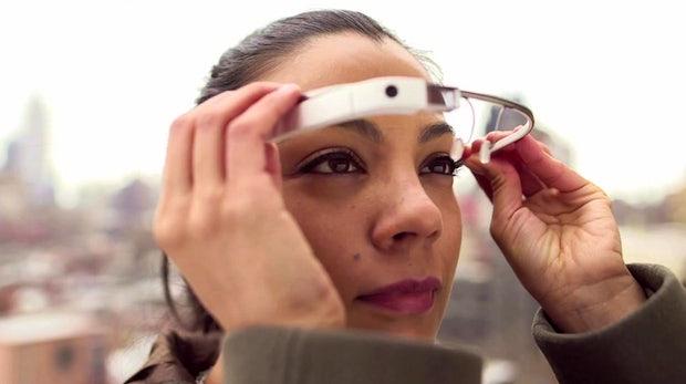 2014, wenn die Datenbrille offziell erhältlich ist, soll auch der Google Glass App-Store an den Start gehen. (Bild: Google)