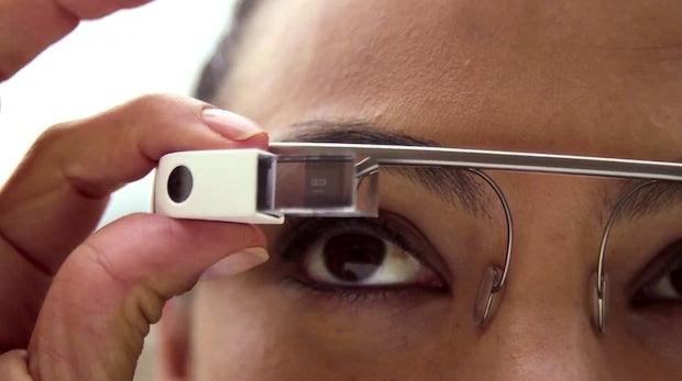 Google Glass: Neue Apps von Facebook, Twitter, Tumblr und Evernote