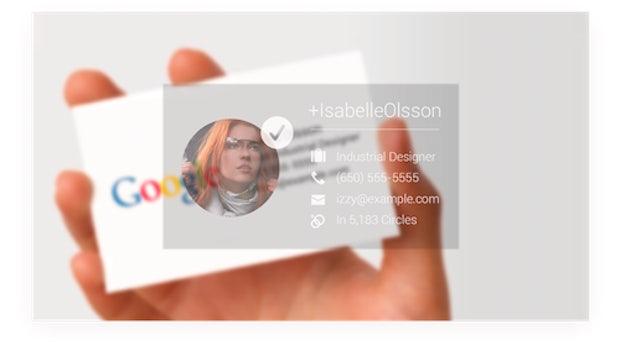 Google Glass: So sehen Twitter, Google+ und Youtube aus [Konzept]
