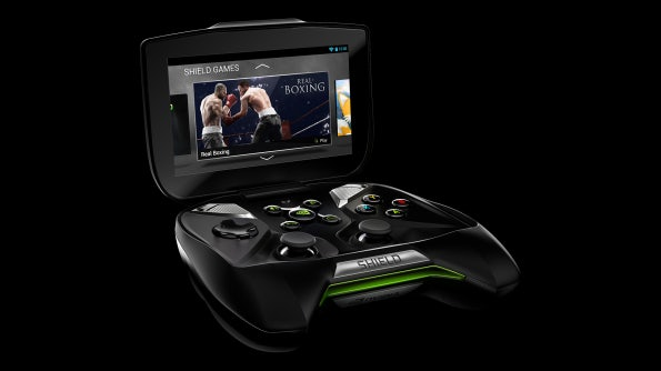Nvidia Shield ist ab Juni 2013 für 350 US-Dollar erhältlich.
