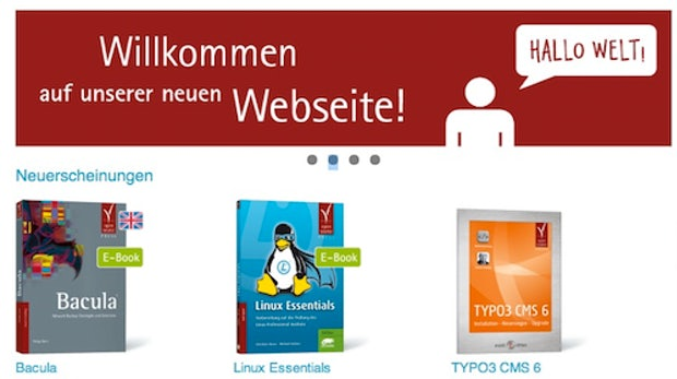 webEdition statt TYPO3: Open Source Press gibt Einblick in CMS-Umzug