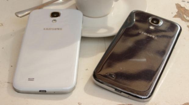 Samsung Galaxy S4 im Test: Neues Topmodell mit viel Software-Klimbim