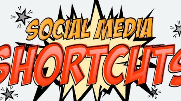 Social Media Shortcuts: Facebook und Co. per Tastatur bedienen