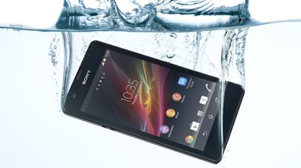 Sony Xperia ZR: Wasserdichter Androide mit 4,6-Zoll-HD-Screen vorgestellt
