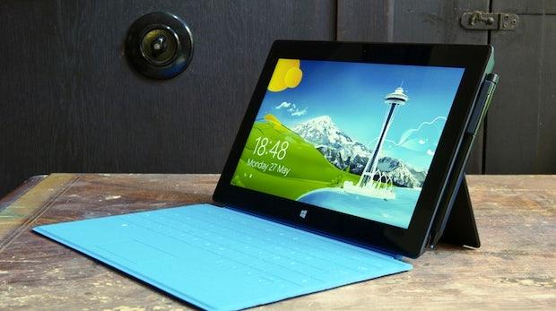 Surface Pro: Microsoft-Tablet ab heute in Deutschland erhältlich