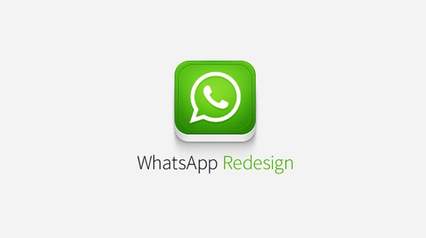 WhatsApp in schick: Designstudie von 23-jährigem Designer