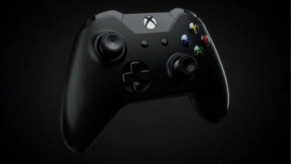 Der Controller der Xbox One erinnert äußerlich stark an den Controller der Xbox 360. (Bild: Microsoft)