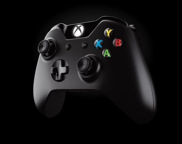 Beim Controller für die Xbox One hält sich Microsoft vom Design stark an den Vorgänger.