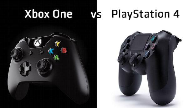 Xbox One und PlayStation 4 im Vergleich [Update]