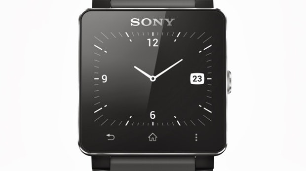 Sony SmartWatch 2: Wasserresistenter Second Screen mit NFC-Funktionalität