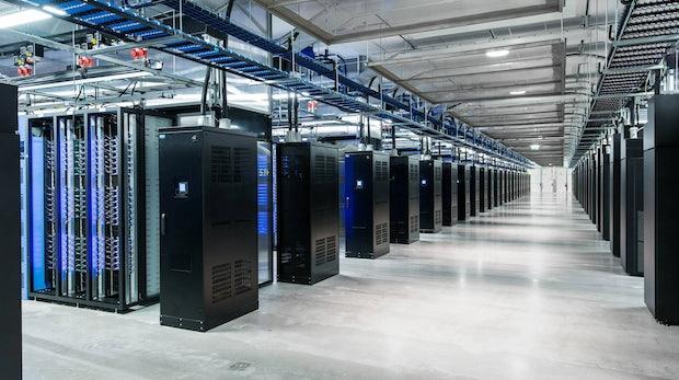 So sieht es in Facebooks neuestem Rechenzentrum in Schweden aus