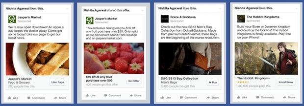 Facebook will seine Werbeangebote vereinfachen