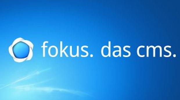 """CMS """"fokus"""" ab sofort als Open-Source-Software kostenlos"""