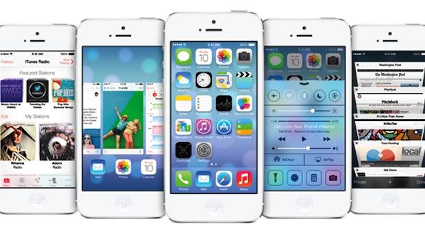 iOS 7 im Browser mit interaktiver Demo testen