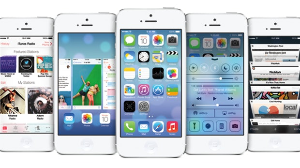 iOS 7 im Browser mit interaktiver Demo testen