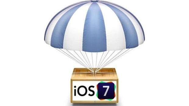 iOS 7 soll AirDrop-Funktion erhalten