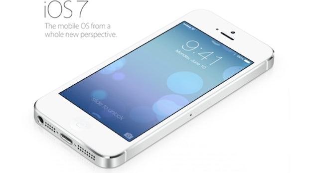 iOS 7: Auf welchen Apple-Geräten läuft welches neue Feature?