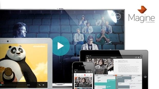 """Magine: Zattoo-Konkurrenz verspricht """"Fernsehen, wie es sein soll"""""""