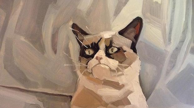 t3n-Linktipps: Grumpy Cat und andere Memes in Öl und 56 Google-Reader-Alternativen