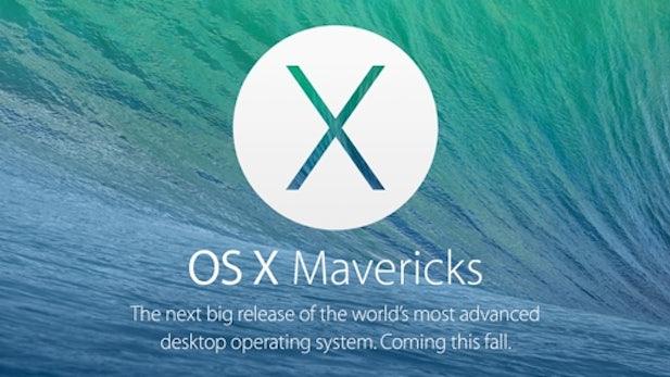 OS X 10.9 Mavericks: Apples neues Betriebssystem kommt im Herbst [WWDC 2013]