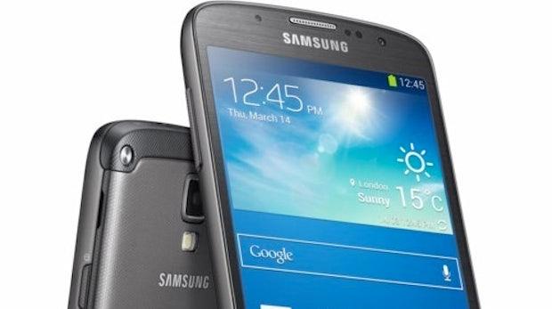 Samsung Galaxy S4 active – das Outdoor-Flaggschiff ist offiziell