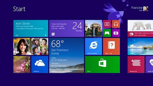 Windows 8.1: Neue Features im Video-Walk-Through erklärt