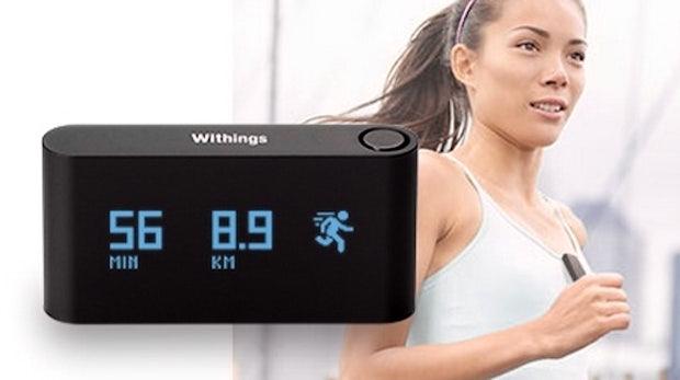 Withings Pulse: Activity-Tracker ab sofort in Deutschland erhältlich