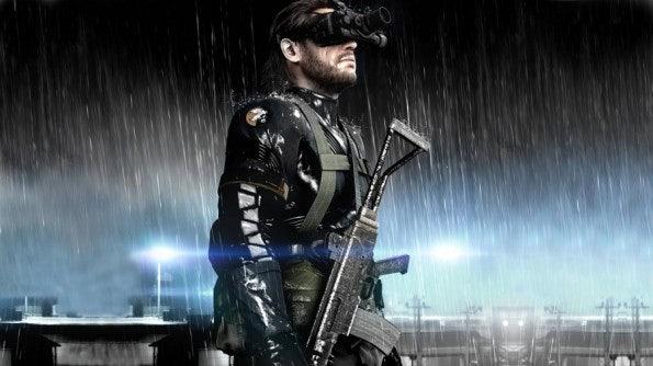 Metal Gear Solid V: The Phantom Pain für Xbox One.