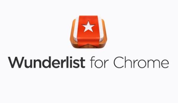 14 unbekannte Google Tools, Wunderlist-Chrome-Package erhältlich
