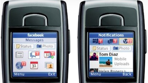 Rekord für Facebook: 100 Millionen nutzen das Netzwerk auf klassischen Handys
