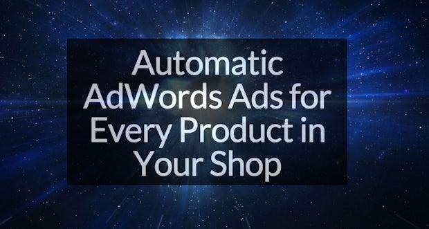 "E-Commerce-Marketing: ""The Big Bang Machine"" automatisiert kostenlos AdWords-Kampagnen"