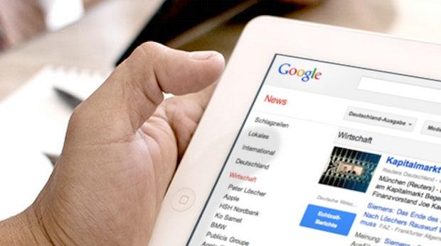 Leistungsschutzrecht: Springer knickt vor Google ein