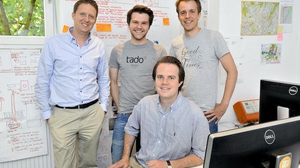 Besuch bei tado: So heizt das Vorzeige-Startup Deutschland ein