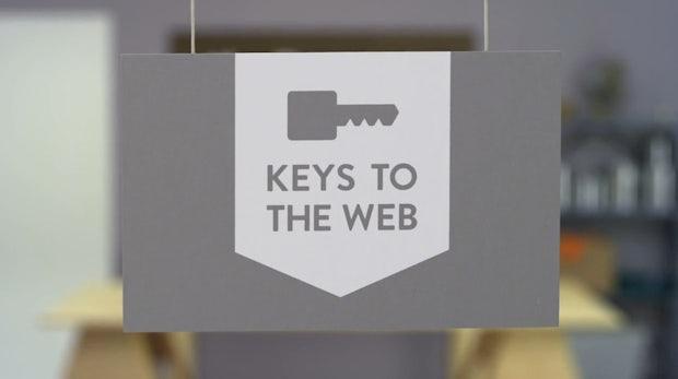 """Keys to the Web"": Google erklärt das Internet"