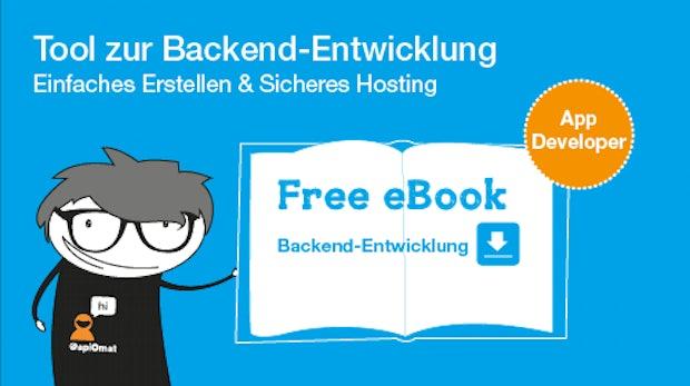 Backend as a Service – perfekt für mobile Apps
