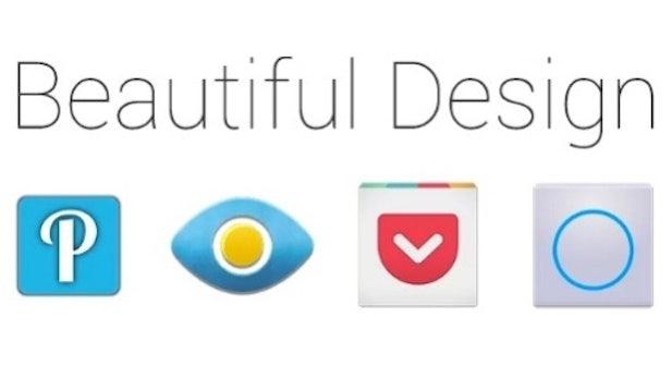 Android: Google kürt Apps mit dem besten Design