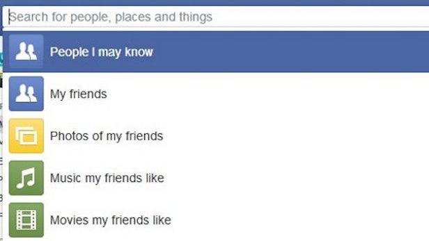 Facebook Graph Search: Soziales Netzwerk startet Rollout